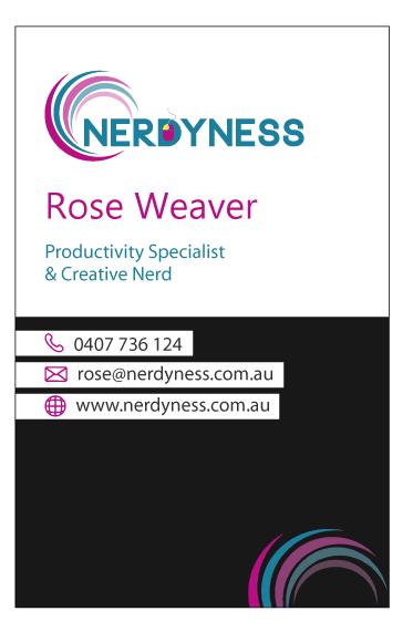 Contact Nerdyness