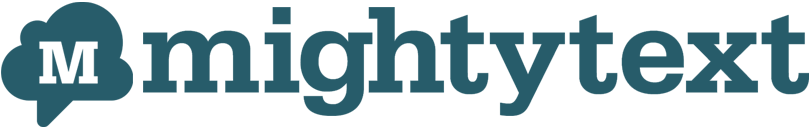 Mighty Text Logo
