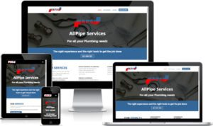 Nerdyness-Portfolio-AllPipe-Services-Website-Screenshot
