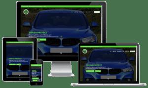 Nerdyness-Portfolio-Driver-Protect-Website-Screen-Shot