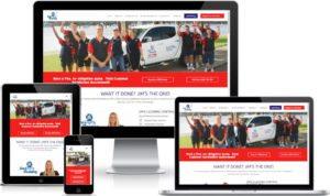Nerdyness-Portfolio-Jims-Cleaning-Website-Screenshot
