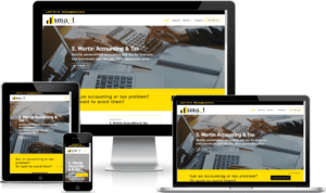 Nerdyness-Portfolio-S-Martin-Accounting-Tax-website