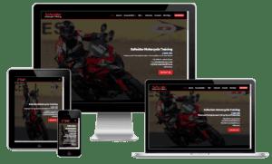 Nerdyness-Portfolio-Saferider-Website-Screenshot