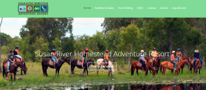 Susan River Homestead and Adventure Resort - Website Image
