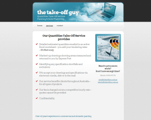 The_Take_Off_Guy_Old_Website_Screen_Shot_3